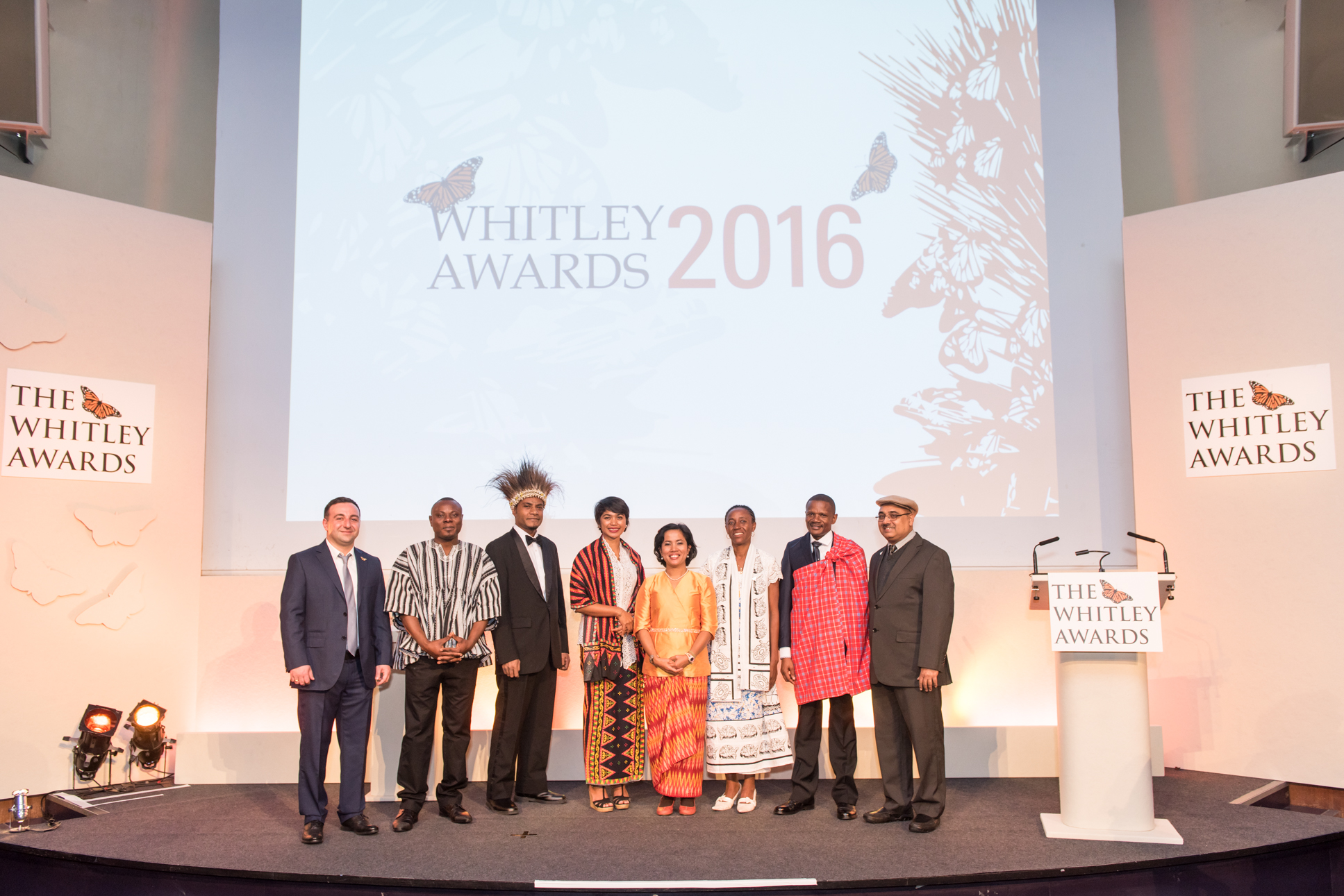 Image: Whitley Awards 2016